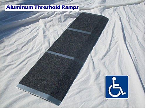 New Aluminum Wheelchair Ramp Threshold 8 X 30 Light Weight