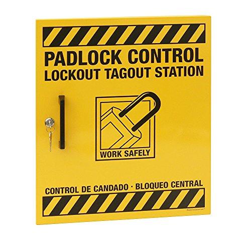 Padlock Control Lockout Tagout Station