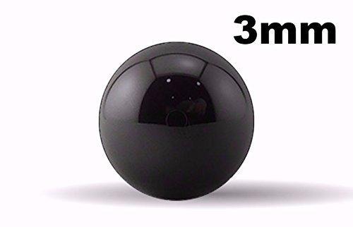 3Mm Si3N4 Silicon Nitride Ceramic Ball Bearings G5-100 Balls