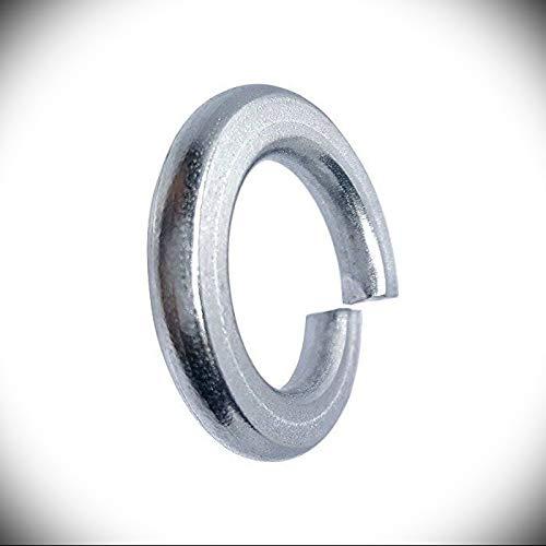 516 Stainless Steel Lock Washers Metric Hardware Fastener Kit Medium Split Grade 18-8 Set Of 25