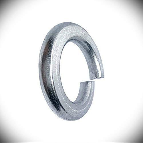 716 Stainless Steel Lock Washers Metric Hardware Fastener Kit Medium Split Grade 18-8 Set Of 100