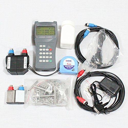 Holdwell TDS-100H-S2HL2H Ultrasonic Flow Meter Flowmeter Clamp on Sensor DN15-100mm DN300-6000mm