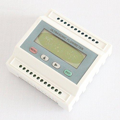 Holdwell TDS-100M-L2H DN300~DN6000mm Ultrasonic Flow Heat Module Flow Meter Flowmeter RS485