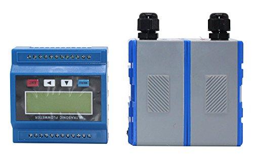 TBF-2000M-TL-1 Digital Ultrasonic Liquid Flow Meter Flowmeter DN300-DN6000 range Water Meter for Liquids