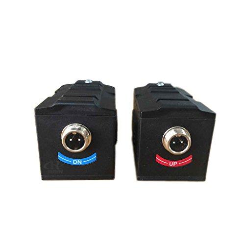 TR-DTI-T-HL1 DTI Ultrasonic Flow Meter Clamp On Transducer Sensor For Oil Diesel Liquids DN300 ~ 6000mm Pipe Size -30 ~ 160 Degree Temperature Flowmeter
