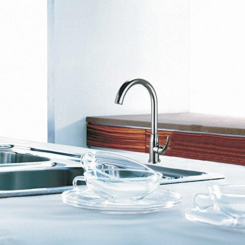 Basin copper rotation kitchen basin tap faucet