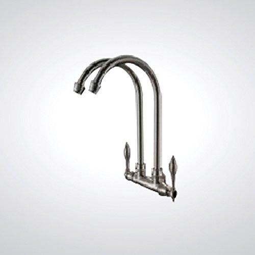 Hot and cold basin rotation kitchen basin tap faucet