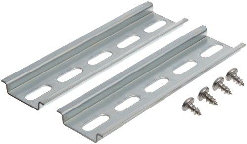 Integra DIN6 DIN Rail Kit 2 Rails 4 Screws 6 Nominal Length