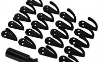 HOVEOX-20-Pcs-Bronze-Single-Hooks-Coat-Wall-Mounted-Single-Hooks-Hangers-No-Scratch-Robe-Hooks-Equipped-with-40-Pcs-Screws-a-Free-Screwdriver-for-Bath-Kitchen-Garage-Heavy-Duty-Black-11.jpg