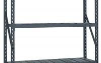 Edsal-ERS964872A-E-RACK-Bulk-Storage-Rack-with-Steel-Decking-Add-On-Type-3-Shelves-1800-lb-Capacity-96-W-x-48-D-x-72-H-Industrial-Gray-22.jpg