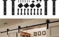 KIRIN-Hardware-6-FT-Industrial-Sliding-Wood-Barn-Door-Hardware-Flat-Track-Double-Doors-Set-Kit-Big-wheel-shape-21.jpg