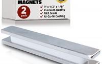 "Strong-Neodymium-Bar-Magnets-2-Pack-Powerful-Rectangular-Rare-Earth-Magnets-N45-Industrial-Strength-NdFeB-Block-Magnet-Set-for-Misti-DIY-Crafts-3""-x-1-2-x-1-8-60.jpg"