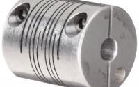 Ruland-PCMR25-10-10-A-Clamping-Beam-Coupling-Polished-Aluminum-Metric-10mm-Bore-A-Diameter-10mm-Bore-B-Diameter-25-4mm-OD-31-8mm-Length-3-39-Nm-Nominal-Torque-47.jpg