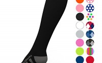 Go2-Compression-Socks-1-Pair-for-Women-and-Men-Athletic-Running-Socks-for-Nurses-Medical-Graduated-Nursing-Compression-Socks-for-Travel-Running-Sports-Socks-Black-M-5.jpg