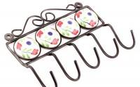 Indianshelf-Handmade-3-Artistic-Vintage-Ceramic-White-Floral-Coat-Hooks-for-Wall-Key-Holders-53.jpg